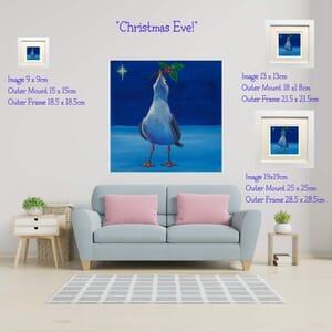 Christmas Eve Wall