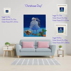 Christmas Day Wall