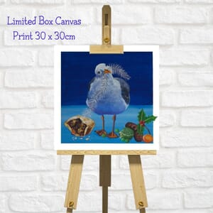 Christmas Day Canvas