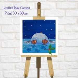 Boxing Day Canvas