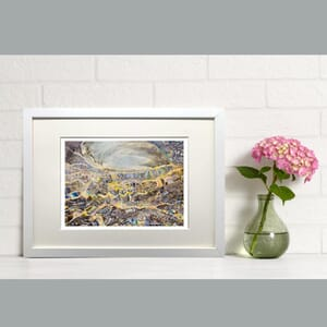 Water- Art Print in Frame -