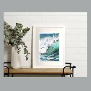 wave ii frame