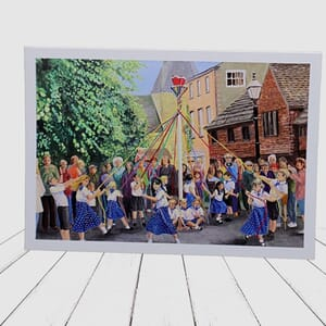 Maypole card for website