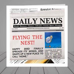 New Home - Seagull Newspaper Design