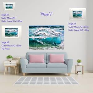 wave v mount