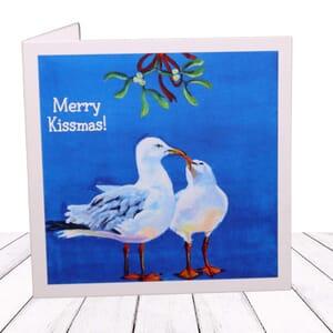 Festive Seagull